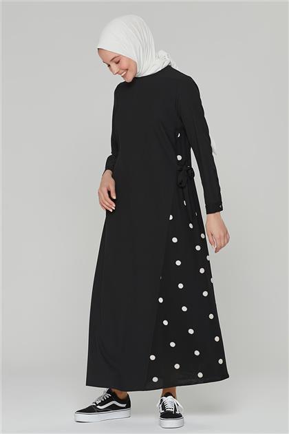 Armine Elbise 20Ya1305 Siyah