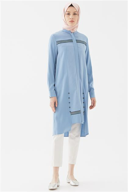 Tunic-Blue DO-B20-61048-09