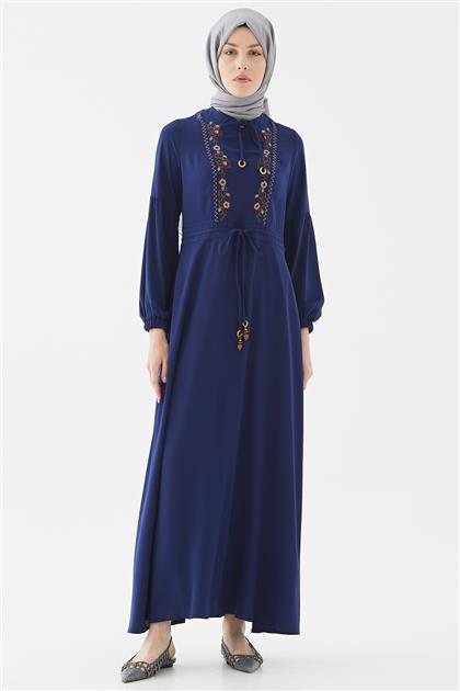 Elbise-Gece Mavisi DO-B20-63011-132