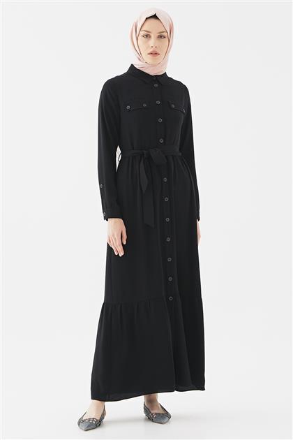 فستان-أسود DO-B20-63009-12