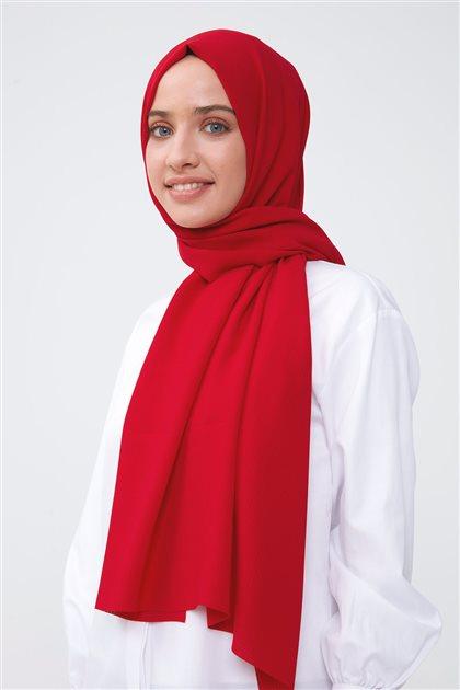 Shawl-Red 2631.SAL.535.1-34