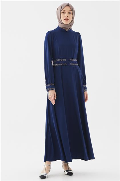Elbise-Gece Mavisi DO-B20-63025-132