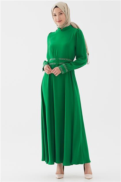Elbise-A.yeşil DO-B20-63025-30