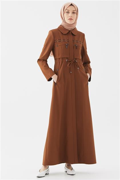 ملابس خارجية-بني DO-B20-65015-51