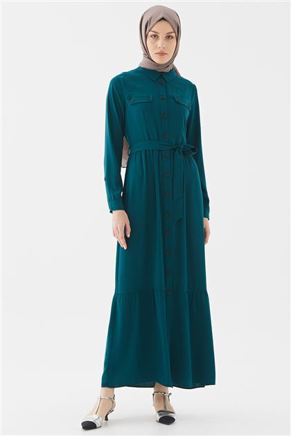 Elbise-P. Yeşili DO-B20-63009-128
