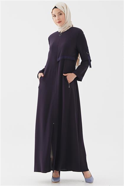 Topcoat-Purple M19YPRD86025-28