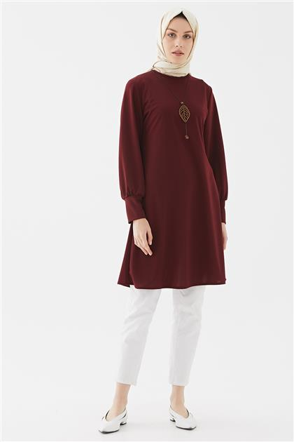 Tunic-Claret Red 1017000-67