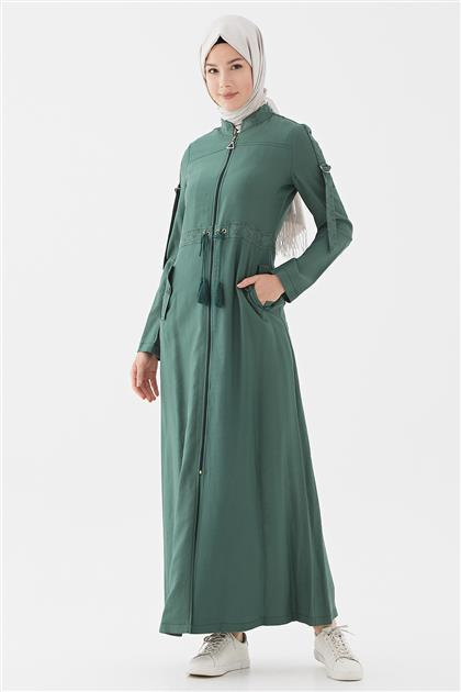 Topcoat-Green 719YPRD70043-07