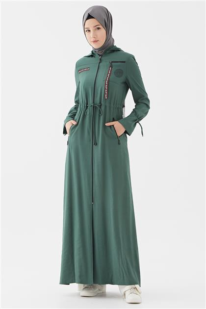 Pardesü-Yeşil M19YPRD86048-07
