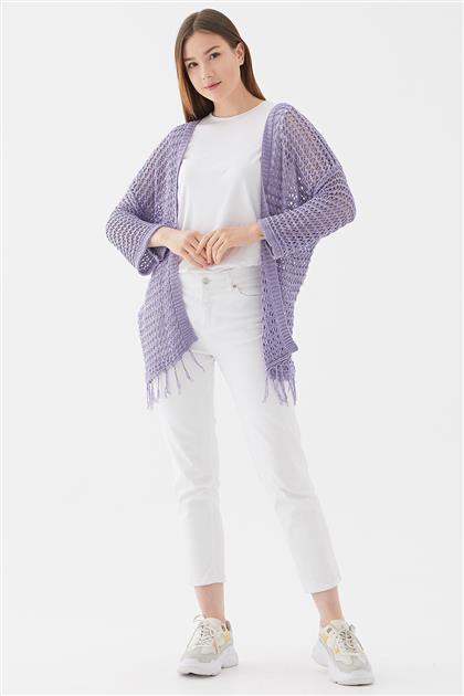 Cardigan-Lilac 11401397-49
