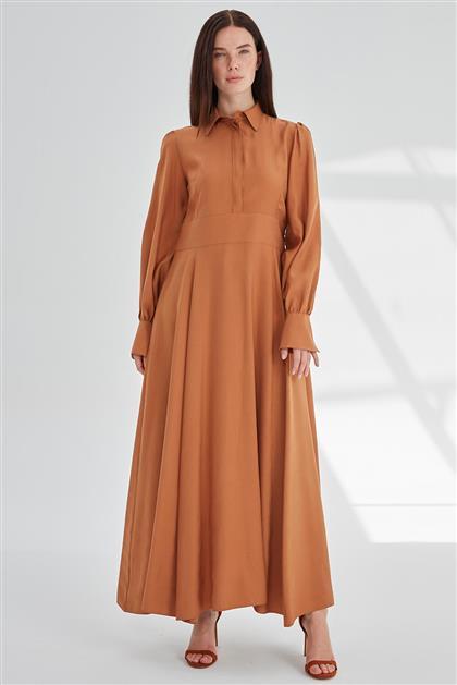Elbise-Tarçın V20KELB17045-65