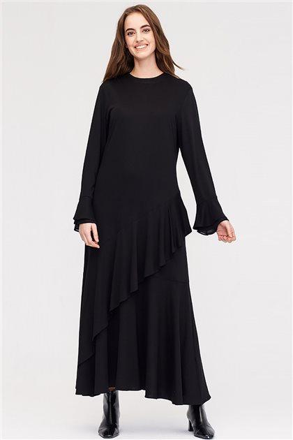 2421.ELB.509.1-01 فستان-أسود