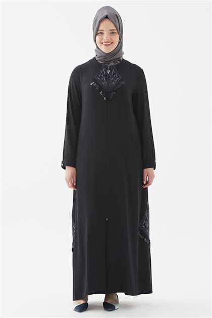 Pardesü-Siyah Saks M19YPRD86049-01-61
