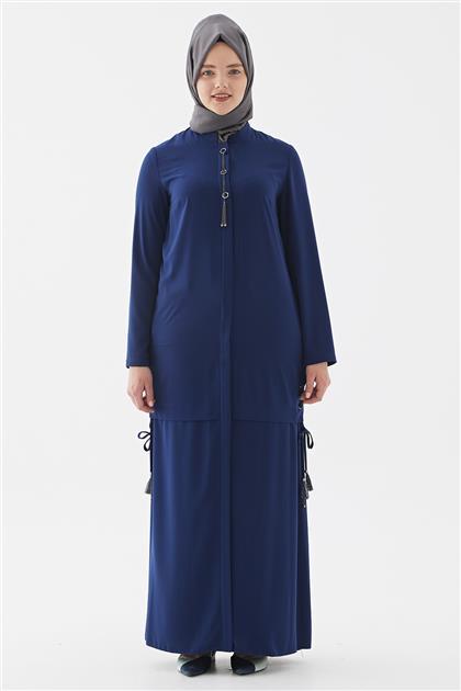 Abaya-Lacivert 720YABA60004-02