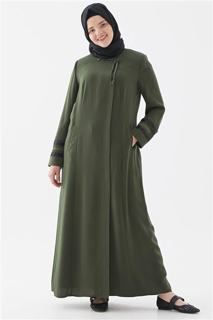 Topcoat-Khaki 720YPRD70167-26
