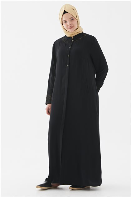 Topcoat-Black 720YPRD70164-01