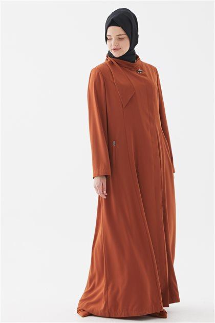 ملابس خارجية-بني DO-B20-65009-51