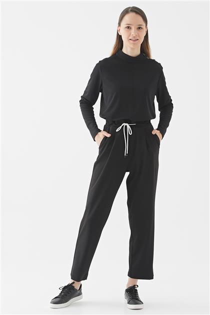 Pantolon-Siyah KY-A20-79003-12