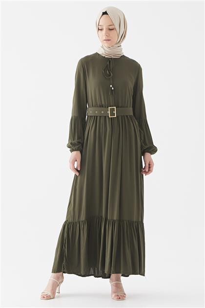 1017001-27 فستان-زيتي