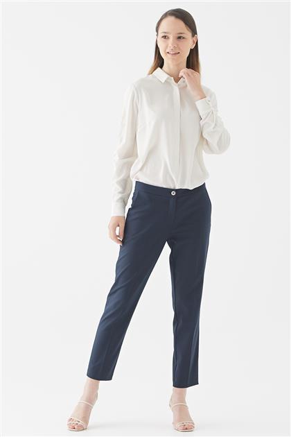 Pants-Nevy Blue KY-A20-79562-11