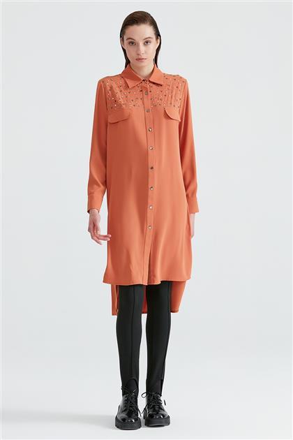 Zımba Baskılı Gömlek 20194