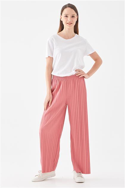 Pants-Pink UZ-1W0058-17