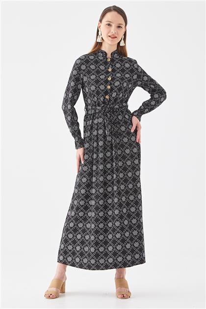 10220005-1 فستان-أسود