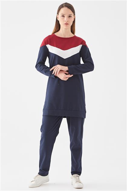 Suit-Navy Blue 1204001-17