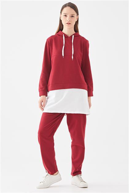 Suit-Claret Red 1204002-67