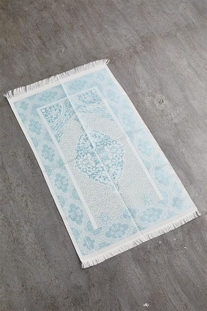 Osmanlı Seccade-Mavi 0006-70