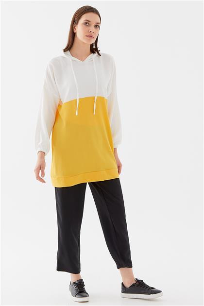 Tunic-Ecru-Yellow 1210001-52-29