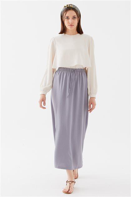 Skirt-Gray 1082639-04