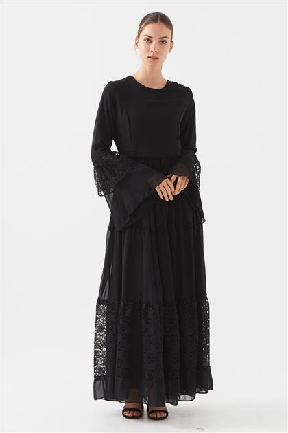 1160674-01 فستان-أسود