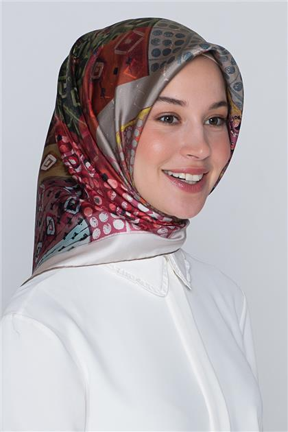 Armine Nostalji Sura İpek Eşarp 18Ya7960 07