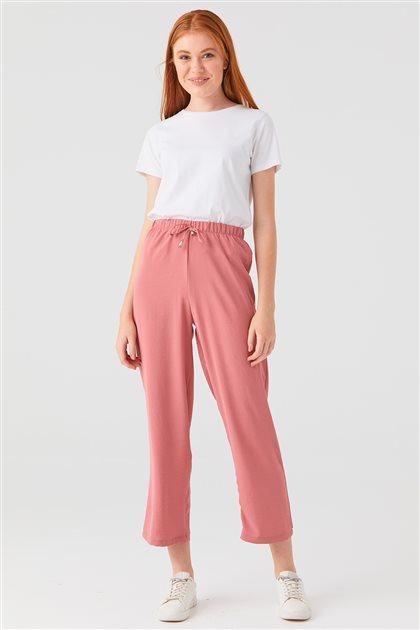 Pants-Dried Rose 1080001-53
