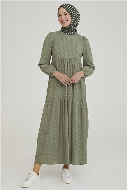 Armine Elbise 21YD2303 Çağla