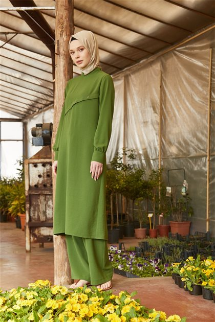 Suit-Green DO-B21-56003-25