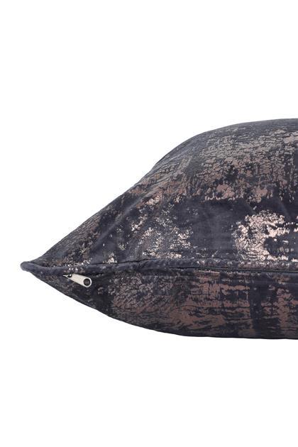 Çift Tarafı Kadife Dokulu Modern Dekoratif Kırlent Kılıfı