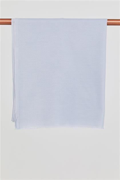 Malezya Düz Renk Şal-Açık Mavi SPR03-15