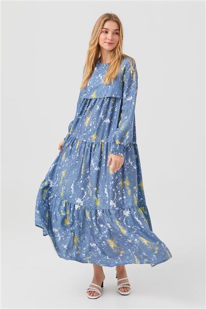 Elbise-Sarı 12322278-29