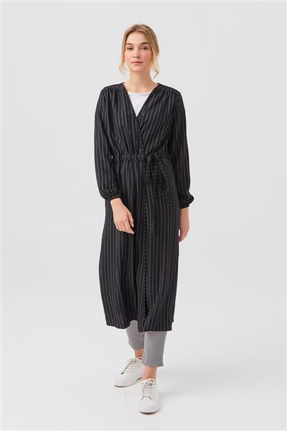 Kimono-Siyah 12320396-01