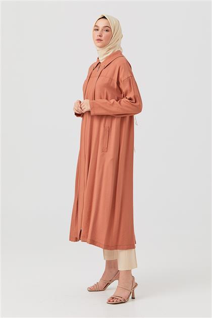 DO-B21-65008-60 ملابس خارجية-لون القرفة