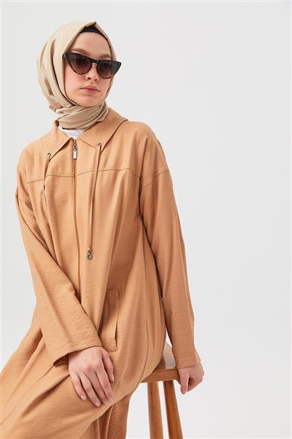 DO-B21-65008-06 ملابس خارجية-بني
