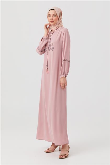 Elbise-Pudra DO-B21-63047-32