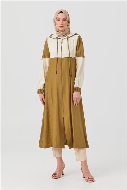 DO-B21-65024-33 ملابس خارجية-زيتوني