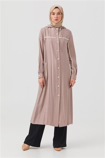 DO-B21-65031-47 ملابس خارجية-بني مينك