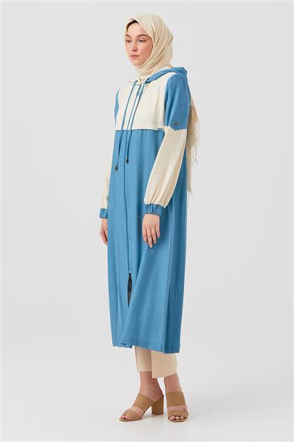 DO-B21-65024-09 ملابس خارجية-أزرق