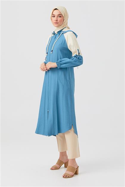 DO-B21-65020-09 ملابس خارجية-أزرق