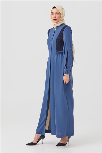 DO-B21-65038-09 ملابس خارجية-أزرق