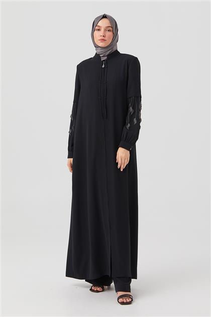 DO-B21-65033-12 ملابس خارجية-أسود